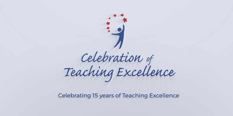 Celebrating 15 years of Teaching Excellence